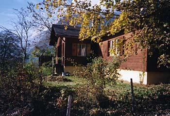 Gemütliches Ferienhaus : Region Berner Oberland für 9 Personen