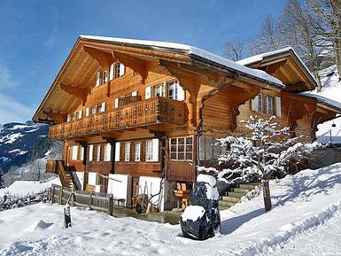 Berner Oberland, Jungfrau Region Ferienwohnung
