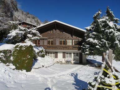 Für 3 Personen: Hübsches Apartment / Ferienwohnung in der Region Lauterbrunnen