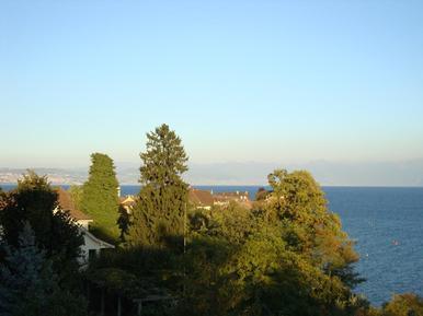 Für 5 Personen: Hübsches Apartment / Ferienwohnung in der Region Genfersee