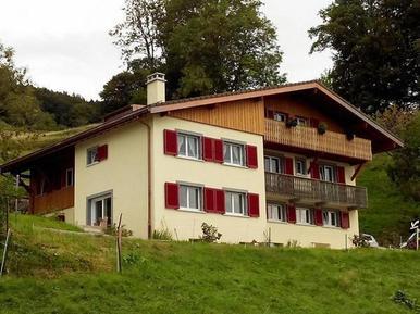 Für 4 Personen: Hübsches Apartment / Ferienwohnung in der Region Genfersee