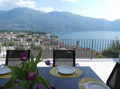 Für 7 Personen: Hübsches Apartment / Ferienwohnung in der Region Ascona