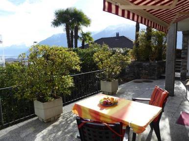 Für 3 Personen: Hübsches Apartment / Ferienwohnung in der Region Ascona