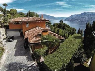 Für 5 Personen: Hübsches Apartment / Ferienwohnung in der Region Brissago