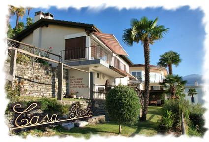 Für 2 Personen: Hübsches Apartment / Ferienwohnung in der Region Brissago