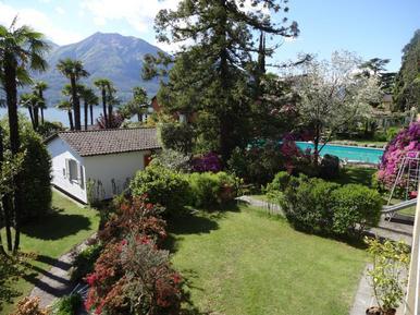Gemütliches Ferienhaus : Region Minusio für 4 Personen
