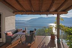 Holiday apartment 1698503 for 3 persons in Ronco sopra Ascona