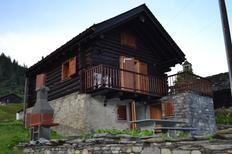Holiday home 1698589 for 6 persons in Campo Vallemaggia
