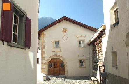 Gemütliches Ferienhaus : Region Graubünden für 8 Personen