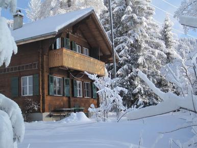 Gemütliches Ferienhaus : Region Berner Oberland für 7 Personen