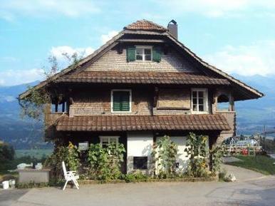 Gemütliches Ferienhaus : Region Zentralschweiz für 7 Personen