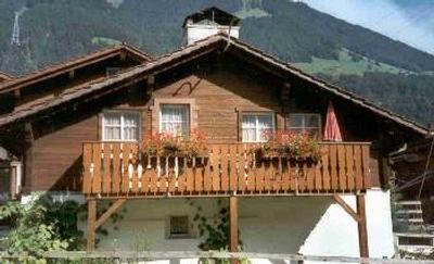 Gemütliches Ferienhaus : Region Zentralschweiz für 4 Personen
