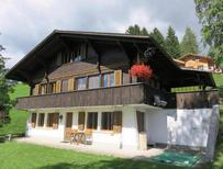 Casa de vacaciones 1698997 para 8 personas en Lenk