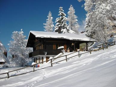 Gemütliches Ferienhaus : Region Berner Oberland für 8 Personen
