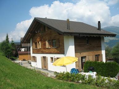 Gemütliches Ferienhaus : Region Graubünden für 10 Personen