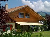 Holiday home 1699051 for 6 persons in Aeschi bei Spiez