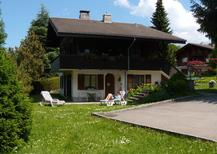 Holiday apartment 1699063 for 3 persons in Aeschiried