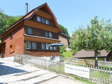 Gemütliches Ferienhaus : Region Ostschweiz für 7 Personen