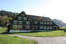Appartement 1699118 voor 12 personen in Wildhaus