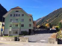 Appartamento 1699264 per 8 persone in Göschenen
