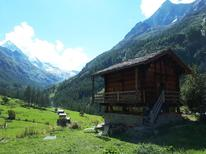 Holiday home 1699277 for 6 persons in Chapelle la Forclaz-Val d'Hérens