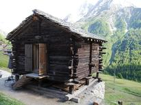Holiday home 1699280 for 2 persons in Chapelle la Forclaz-Val d'Hérens