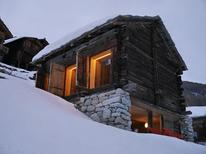 Holiday home 1699282 for 6 persons in Chapelle la Forclaz-Val d'Hérens