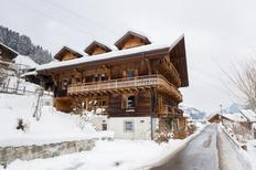 Holiday apartment 1699290 for 9 persons in Champéry