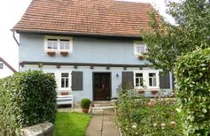 Holiday home 1701217 for 8 persons in Behringen