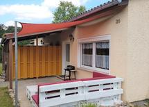 Maison de vacances 1701302 pour 3 personnes , Dargun