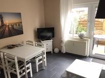 Holiday apartment 1701661 for 2 persons in Dornumersiel