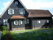 Holiday home 1702544 for 6 persons in Braunlage-Hohegeiß