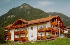 Holiday apartment 1703272 for 5 persons in Burgberg im Allgäu