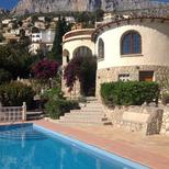 Holiday home 1704479 for 4 persons in Calpe