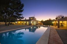 Holiday home 1705472 for 6 persons in Jávea
