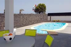 Holiday home 1705588 for 6 persons in Costa Teguise
