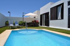 Holiday home 1705617 for 6 persons in Playa Blanca