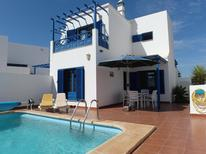 Holiday home 1705636 for 6 persons in Playa Blanca