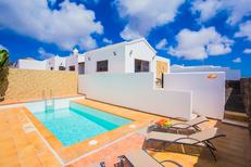 Holiday home 1705666 for 8 persons in Tinajo