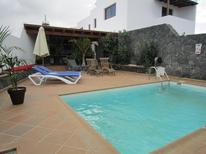 Holiday home 1705667 for 6 persons in Tinajo