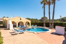 Ferienhaus 1706485 für 6 Personen in Cap d'Artrutx