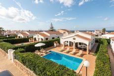 Ferienhaus 1706491 für 6 Personen in Cap d'Artrutx