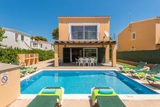 Holiday home 1706496 for 8 persons in Arenal d'En Castell