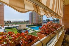 Appartement 1706655 voor 2 personen in Torre del Mar