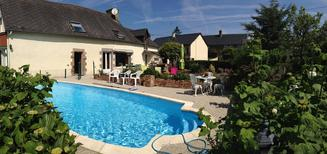 Holiday home 1707193 for 9 persons in La Croix-Avranchin