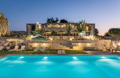 Holiday home 1707963 for 14 persons in Galatas-Chania