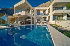 Holiday home 1708335 for 10 persons in Baska Voda