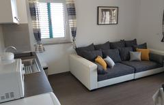 Holiday apartment 1710041 for 3 persons in Ribarica