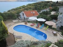 Holiday apartment 1710275 for 4 persons in Pag