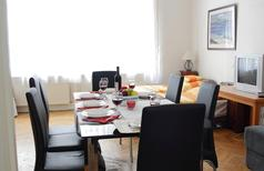 Holiday apartment 1710500 for 7 persons in Budapest-Bezirk 7 – Erzsébetváros